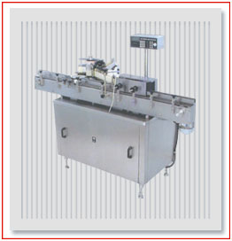 Fully Automatic Single Side Sticker Labeling Machine