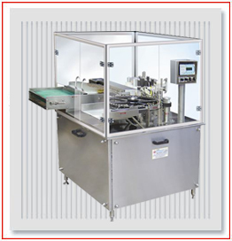Fully Automatic Self Adhesive Ampoule/Vial Labeling Machine